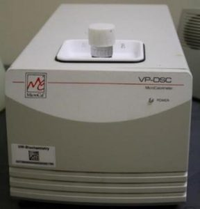 Photo of Differential Scanning Calorimetry